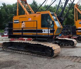 Cranes - Excavators
