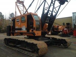 Crane Excavators
