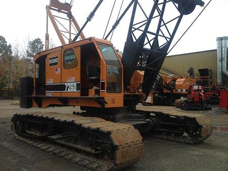 American 7260 100 Ton Excavator