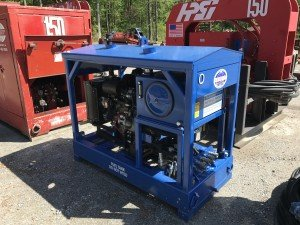 GeoQuip Hydraulic Power Unit